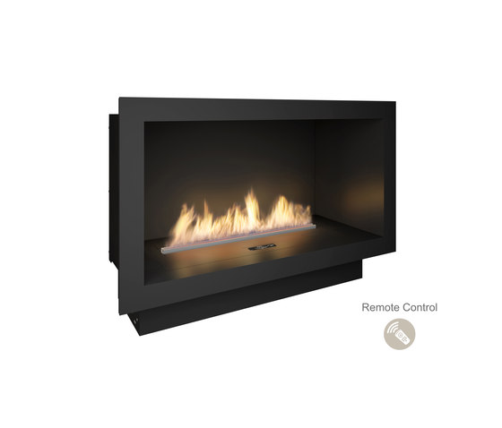 PrimeFire in casing by Planika | Ventless ethanol fires
