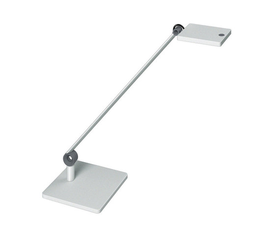 PARA.MI Task Luminaire Single arm by H. Waldmann | Table lights