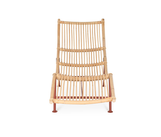 Cane chaise longue chaise longues from lensvelt architonic for Cane chaise longue