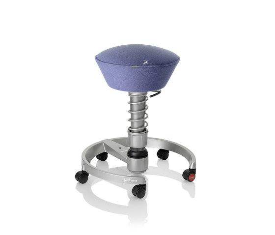 swopper platzhirsch swivel stools from aeris architonic. Black Bedroom Furniture Sets. Home Design Ideas