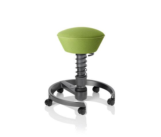 swopper air von aeris mit rollen produkt. Black Bedroom Furniture Sets. Home Design Ideas