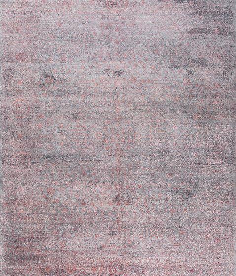 Kork Reintegrated grey & pink by THIBAULT VAN RENNE | Rugs