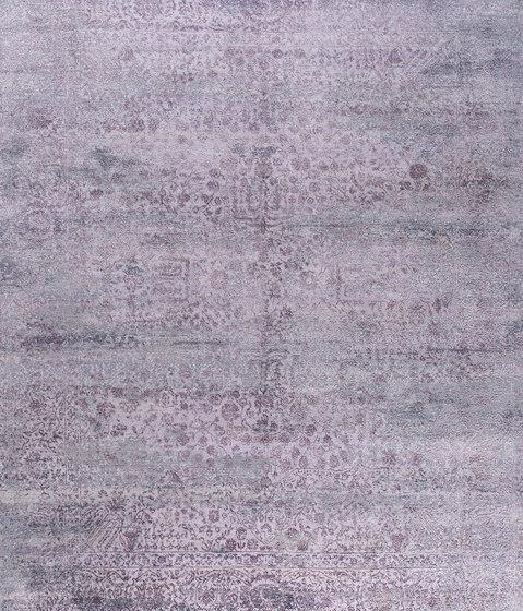 Kork Reintegrated grey & purple by THIBAULT VAN RENNE | Rugs