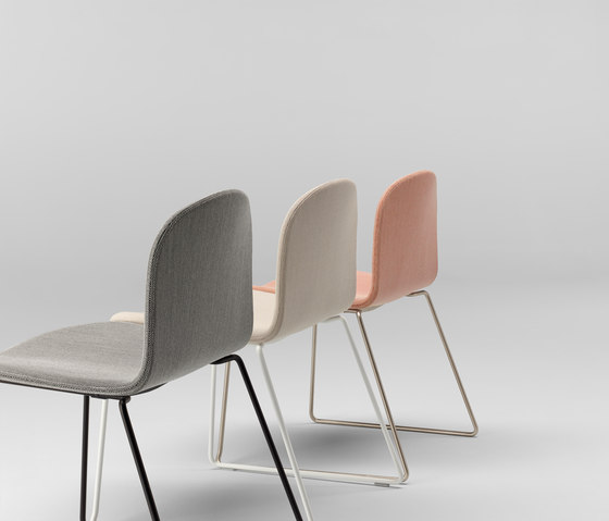 Bob XL Skid Chair de ONDARRETA   Chaises