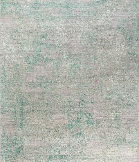 Viviane VIV9 2119-60a grey & turquoise de THIBAULT VAN RENNE   Alfombras / Alfombras de diseño