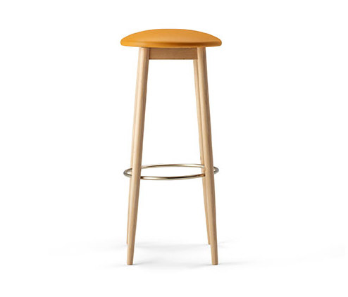 Oto Stool h75 by ONDARRETA | Bar stools