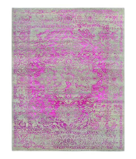 Kashmir Blazed pink 4840 by THIBAULT VAN RENNE   Rugs