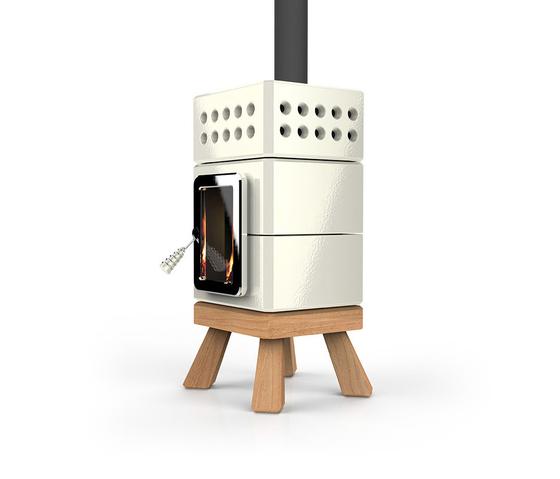 Mini Stack by La Castellamonte | Stoves