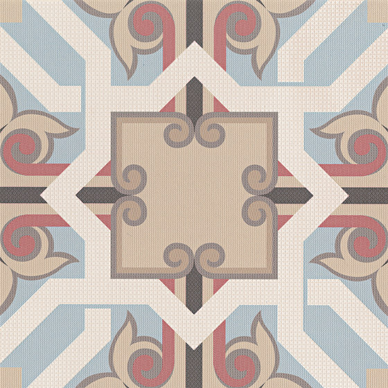 Classic mix 4 | CL3030AM by Ornamenta | Floor tiles