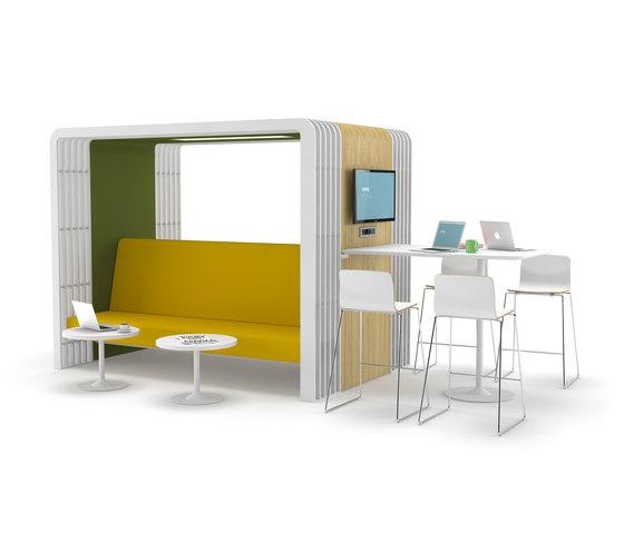 Pitstop Lounge de Nurus   Box de bureau