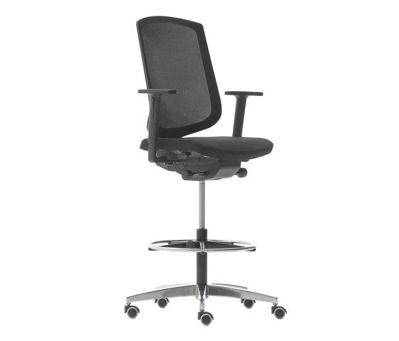 Breeze High Chair de Nurus | Sillas de trabajo altas