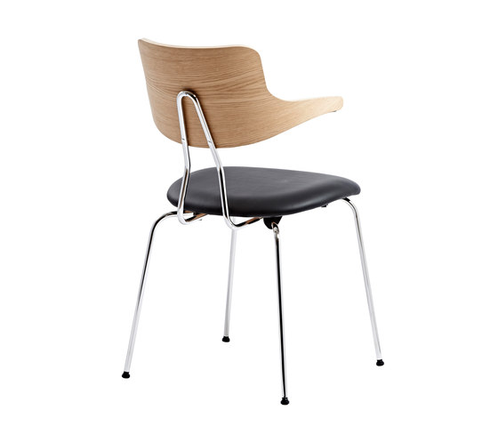 VL118 by Vermund | Visitors chairs / Side chairs