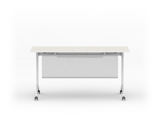 Nest Straight Desk by Nurus | Multipurpose tables