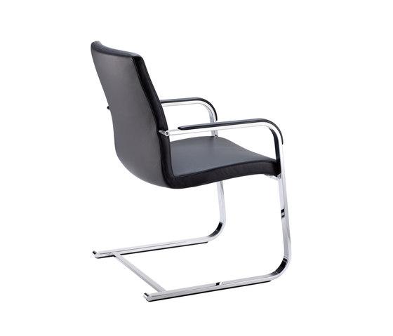 Sitagline Edition 2 Konferenz- und Besucherstuhl von Sitag | Stühle