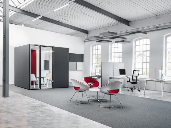 CAS Rooms by Carpet Concept | Office Pods
