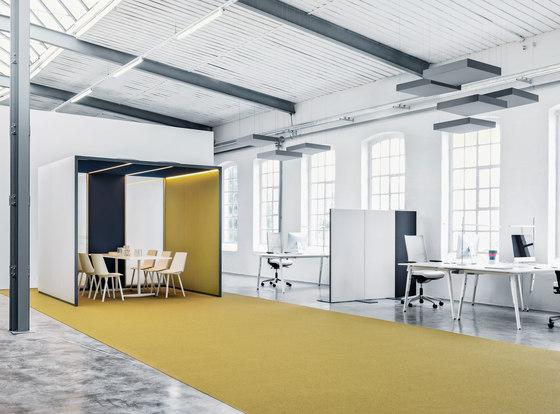 CAS Rooms de Carpet Concept | Separación de ambientes