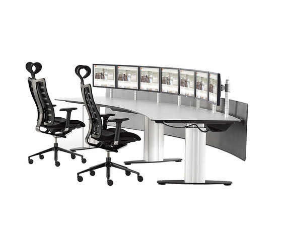 Sitag customized active Command table Sitagactive de Sitag | Mesas