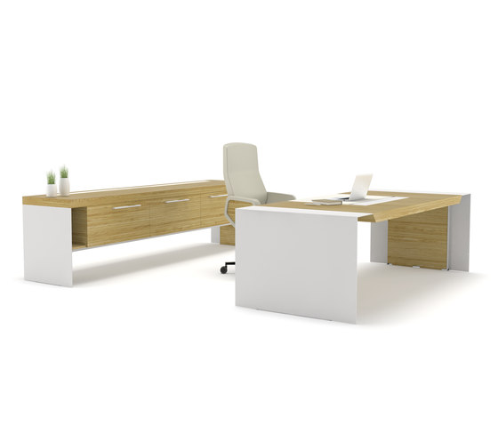 inno executive desks from nurus architonic. Black Bedroom Furniture Sets. Home Design Ideas