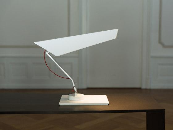 P CANO Tavolo by GLAD, Guy Lafranchi | Table lights