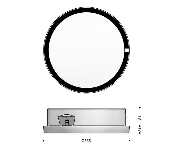 Pelée 385 von FOCUS Lighting | Allgemeinbeleuchtung