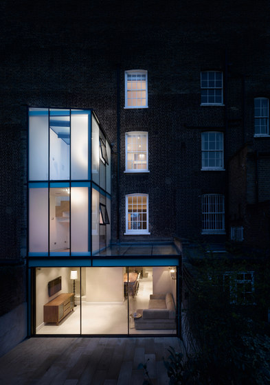 Guard sliding window by Sky-Frame | Internal doors