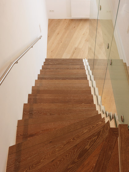 STAIRs Oak medium by Admonter Holzindustrie AG | Staircase systems