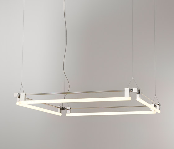 EON Suspension light square by KAIA | Suspended lights