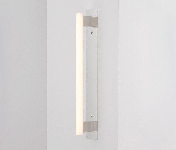 MEA Ceiling / Wall light with plate di KAIA | Lampade parete
