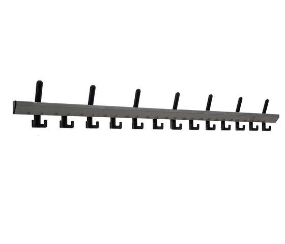 Tesoro by rosconi | Hook rails