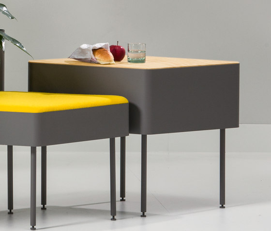 Rombo table top by Cascando | Side tables