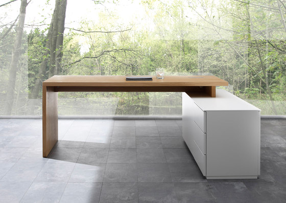 Cubo OfficeLine by Sudbrock | Individual desks