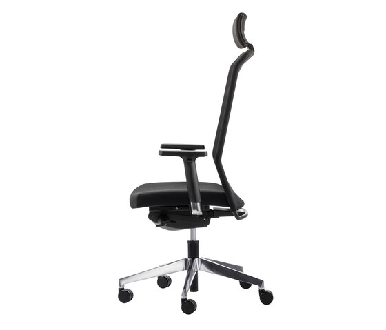 paro_2 swivel chair with high backrest by Wiesner-Hager | Management chairs