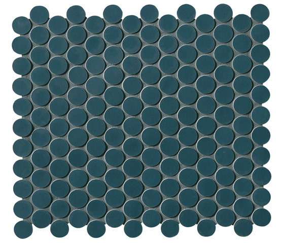 Boston Petrolio Mosaico de Fap Ceramiche | Mosaicos de cerámica
