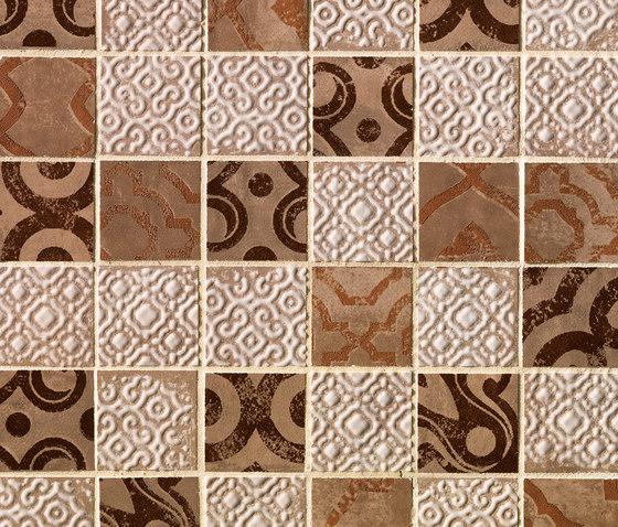 Creta Maiolica Beige Mosaico di Fap Ceramiche | Mosaici