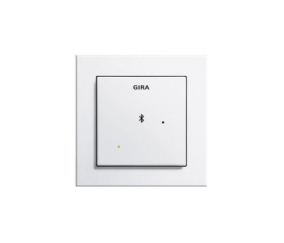Docking station Blind cover plate | E2 by Gira | Smart phone / Tablet docking stations