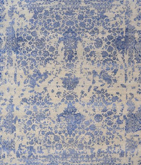 Kashmir Blazed blue grey 4809 by THIBAULT VAN RENNE   Rugs