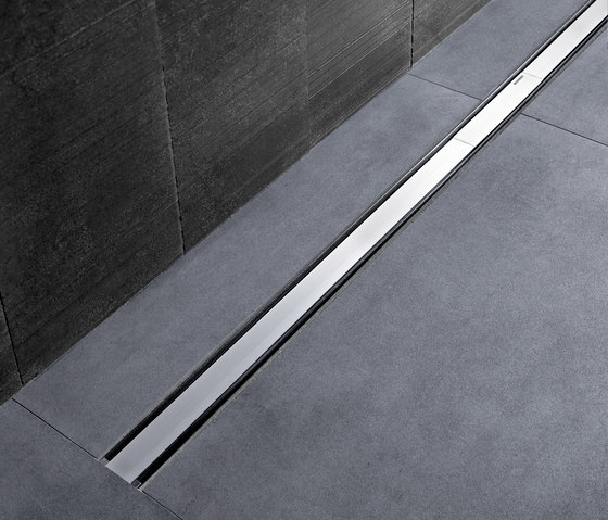 Geberit shower channels cleanline by geberit product for Geberit drains