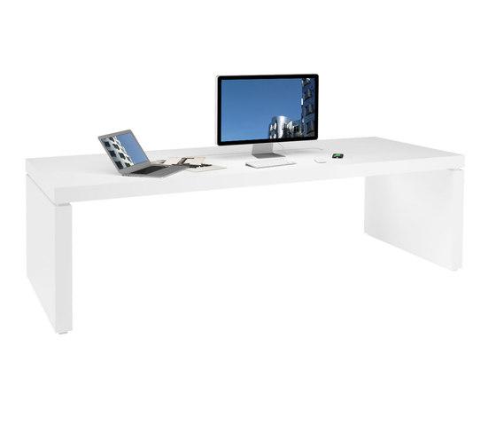 PRAEFECTUS Chefzimmer-Tisch von Rechteck | Einzeltische