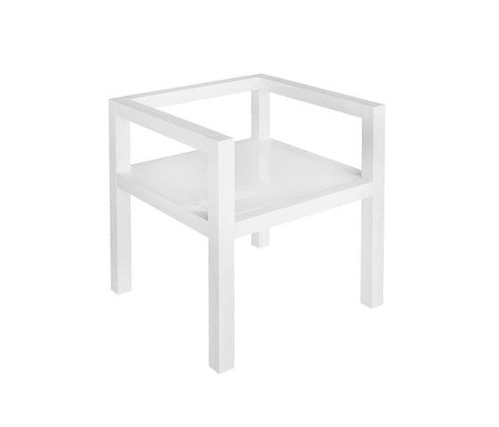 QUADRUM Stuhl von Rechteck | Stühle