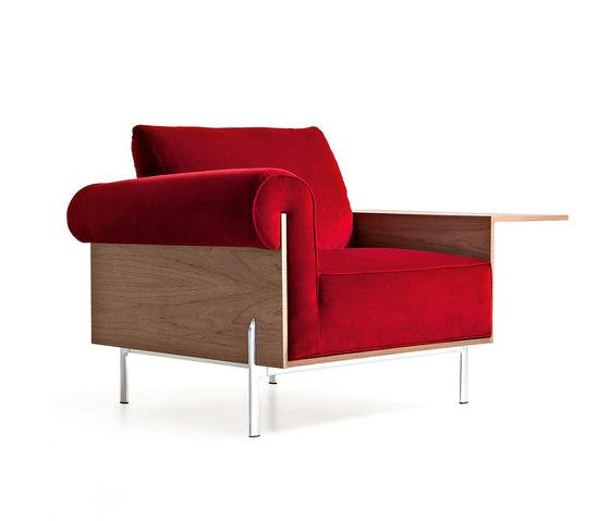 Controra Armchair von Molteni & C | Loungesessel