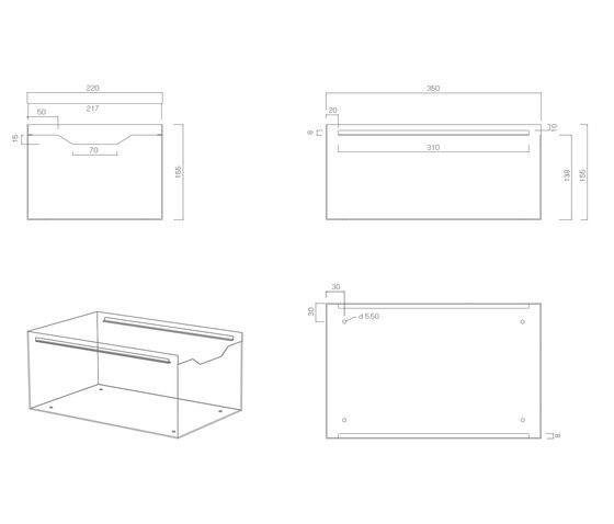 Bread Box by MY KILOS | Storage boxes