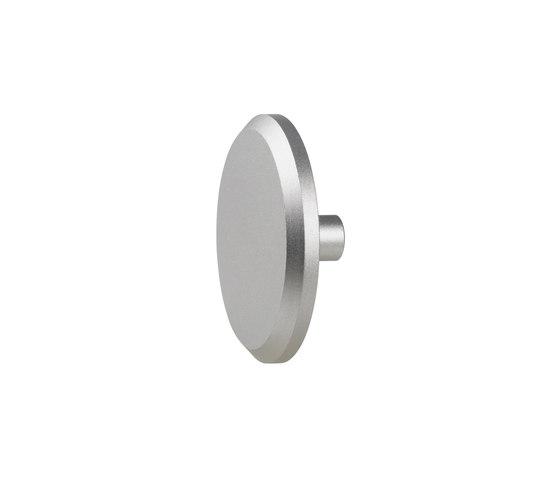 Alu40 profile end cap by Steelpro | Handrails