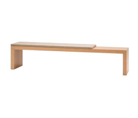 Closed Table BC 6302 de Andreu World | Bancos