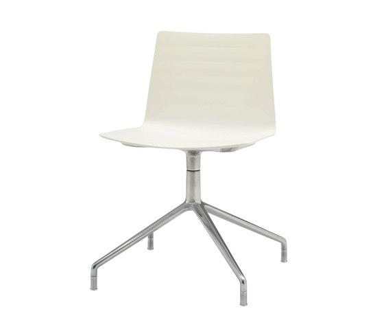 Flex Chair SI 1304 de Andreu World | Sillas de espera