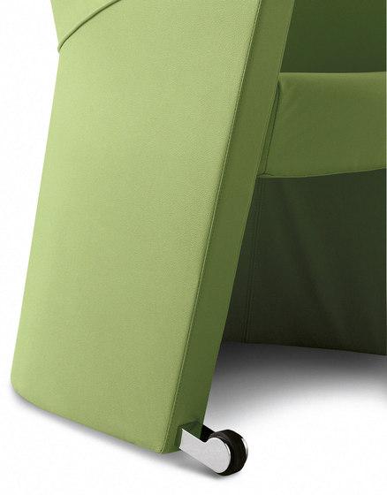 Arrow 610 di Luxy | Poltrone lounge