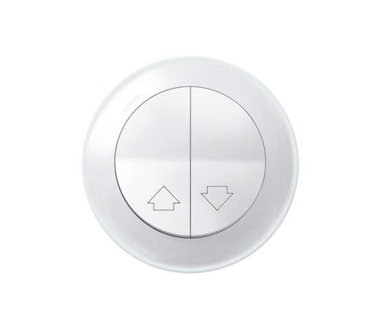 Simon 88   Switch White by Simon   Shuter / Blind controls