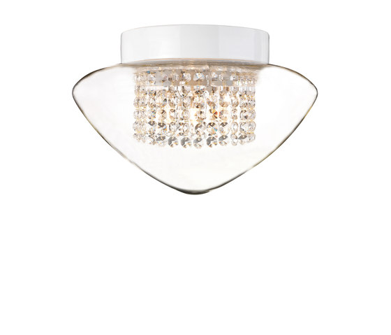 Contrast Edenryd Crystal 07042-705-10 by Ifö Electric | Ceiling lights
