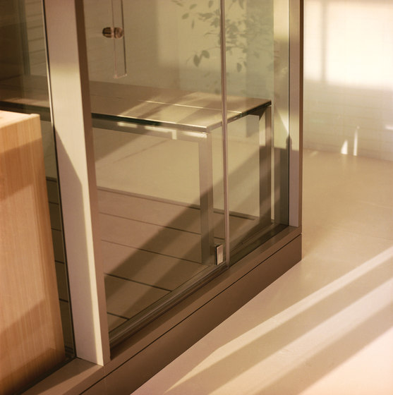 Logica Twin Mid by EFFE PERFECT WELLNESS   Saunas