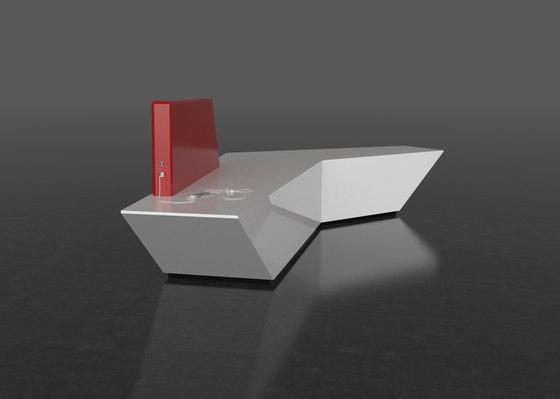 Pause P 101X + backrest von AMOS DESIGN | Sofas