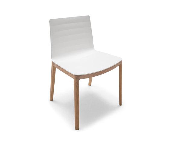 Flex Chair SI 1314 de Andreu World | Sillas para restaurantes